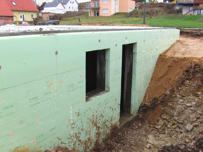 Relativ BAU.DE - Forum - Keller - 13089: Fertigbetonkeller aussen dämmen NZ64
