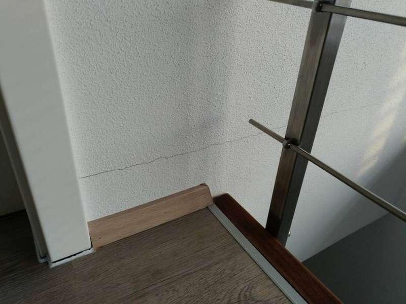 risse im mauerwerk neubau affordable setzrisse aufgrund von bden with risse im mauerwerk neubau. Black Bedroom Furniture Sets. Home Design Ideas