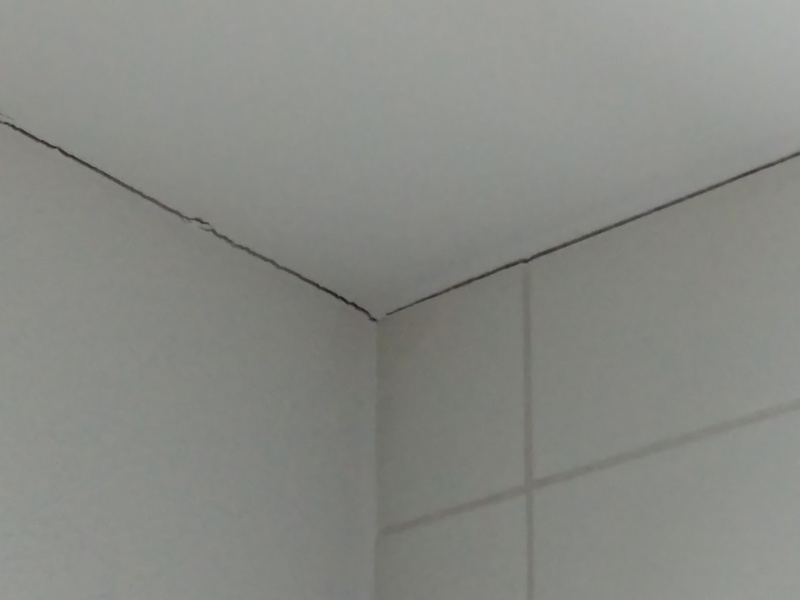 Beliebt BAU.DE - Forum - Neubau - 15826: Risse in Wand un Decke EN36
