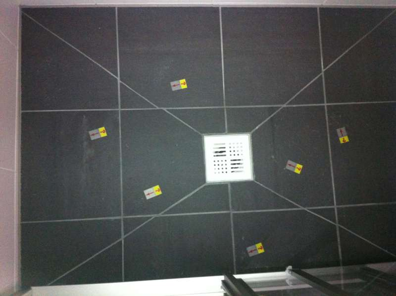 Fußboden Fliesen Für Dusche ~ Bau forum sanitär bad dusche wc schattierte