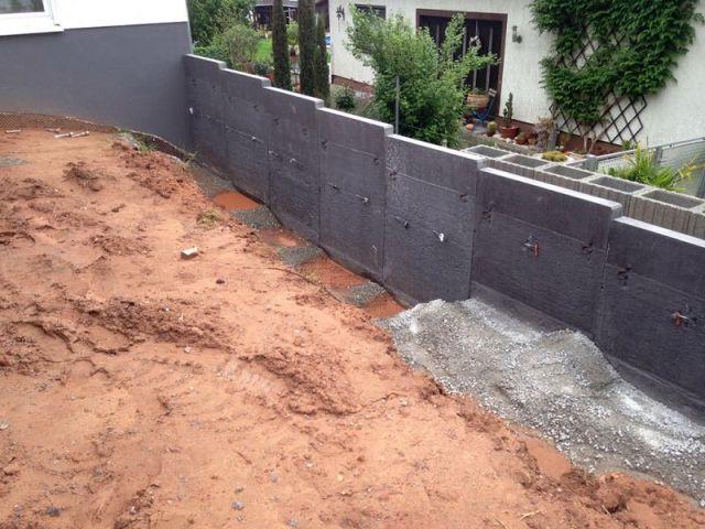 Gut bekannt BAU.DE - Forum - Tiefbau und Spezialtiefbau - 12073: L-Steine und BF71